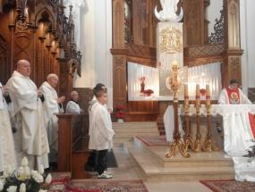 Obchody 1050 rocznicy Chrztu Polski - Sokołów Podlaski 14.04.