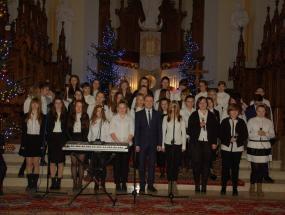 Koncert kolęd i pastorałek - 6 stycznia 2016