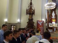 Bierzmowanie 2017 - Konkatedra Sokołów Podlaski (fot. I. Skóra)