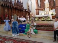 Gdzie chrzest tam wiara - Konkatedra Sokołów Podlaski 05.06.2016